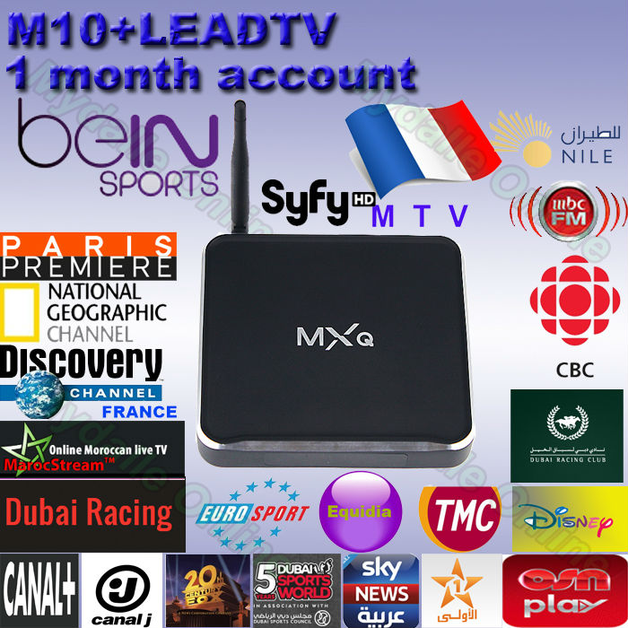 free live tv on android box