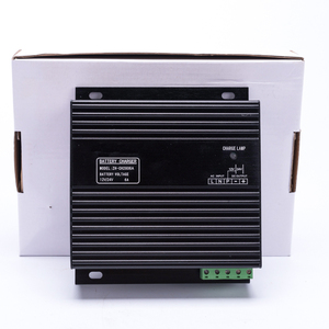 Diesel Generator 6A Powerful automatic Intelligent Lead Acid Battery Charger 12V 24V Genset part(China)