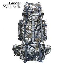 Tactical Military Backpacks Molle Hunting Camouflage Climbing Bag Back Packs Outdoor Camping Waterproof Hiking Backpacks 80L(China)