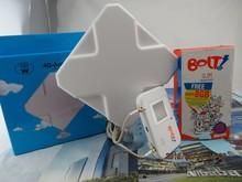 35dbi TS9 Antenna+Unlocked Huawei E5372s 4G Router++ Thick battery 3560mAh