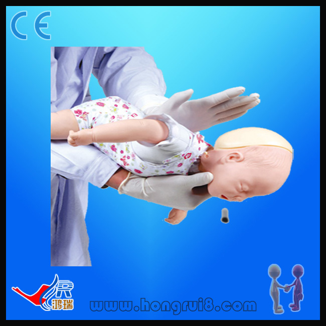 2015 High Quality Infant Obstruction with CPR Training Manikin2015 High Quality Infant Obstruction with CPR Training Manikin