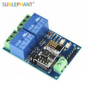 5V ESP8266 ESP-01 2 Channel Wi