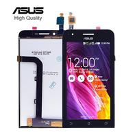Srjtek For Asus ZenFone Go ZC500TG Z00VD LCD Display Touch Screen Panel Digitizer Accessories Replacement Parts