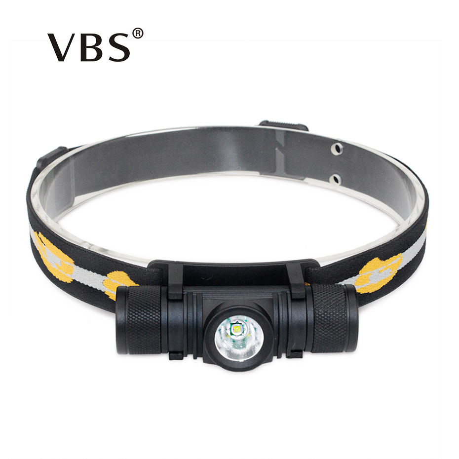 Led Headlamp Head Lamp 18650 7W 1000Lm Head Lamps For Hunting Torch Head T6 Flashlight On Forehead Head Lamp