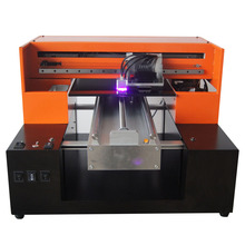 3D uv led printer a3 8 colors