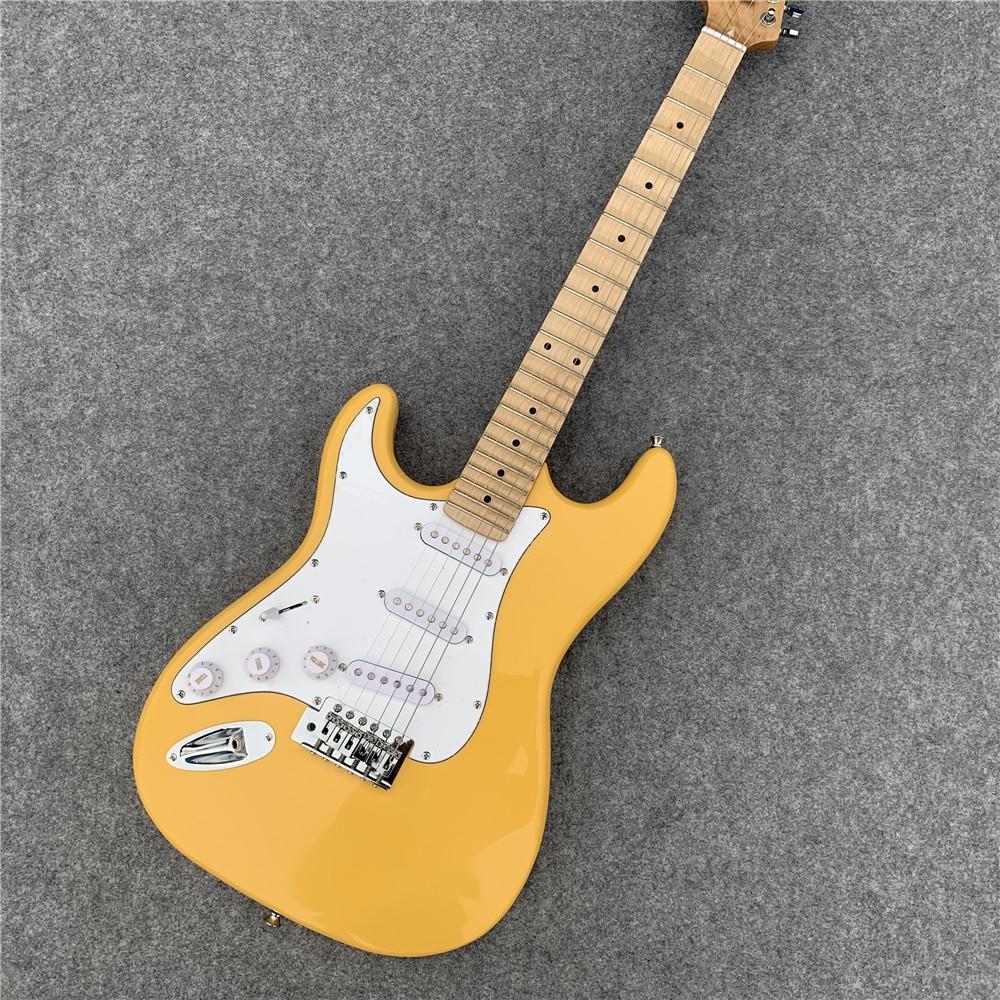 In magazzino, consegna veloce. Giallo mano sinistra chitarra elettrica, quando regalo di compleanno. Spedizione gratuita.In magazzino, consegna veloce. Giallo mano sinistra chitarra elettrica, quando regalo di compleanno. Spedizione gratuita.