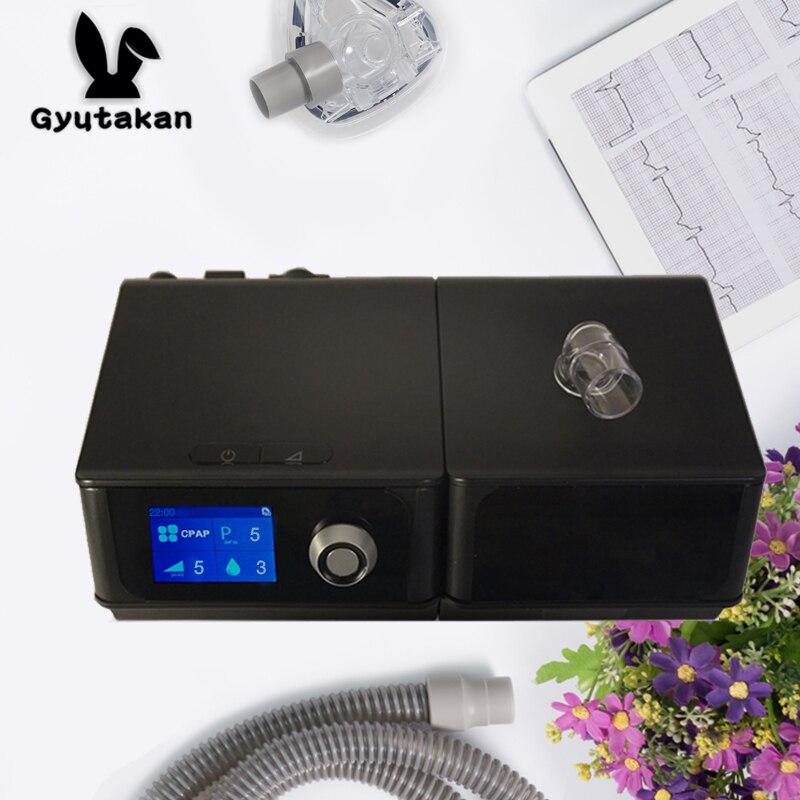 Gyutakan GI CPAP Médicaux À Domicile machine CPAP pour L'apnée Du Sommeil SAHOS SAOS Ronflement Utilisateur Sans Masque