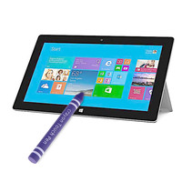 Silicone Kids Crayon Style Touch Pen Stylus Writing Drawing Cellphones & Telecommunications