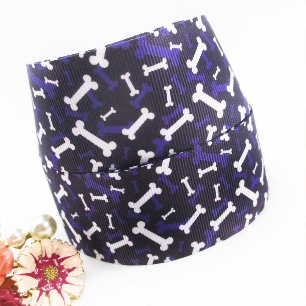 1.5 «38 мм Цветы серии высокого качества Печатных Полиэфирная лента 10 метров, DIY материалы ручной работы, свадебная подарочная упаковка, 10y50368