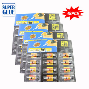48Pcs Super Strong Glue Cyanoa