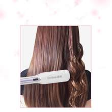 negative ion hair straightner Hair Care Styling anionic straight Hair Combs styling tools Anion hair comb 30 seconds speed hot