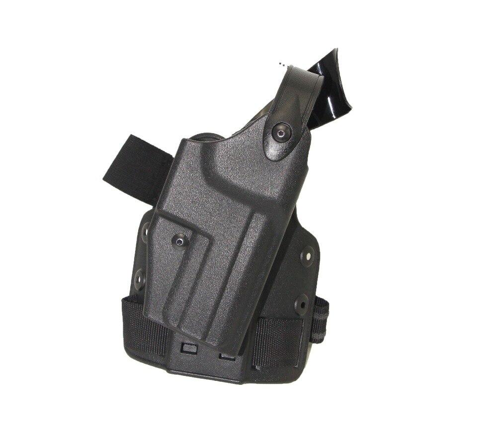 HK USP Compacta Quijote Ipsc Airsoft Softair Polainas Pierna de La Gota Pistoler