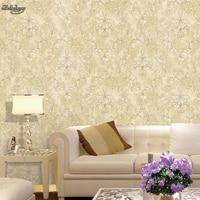Environmental Protection Wallpaper Simple European Rural Wallpaper Non Woven Bedroom Living Room Entrance Wall Cloth