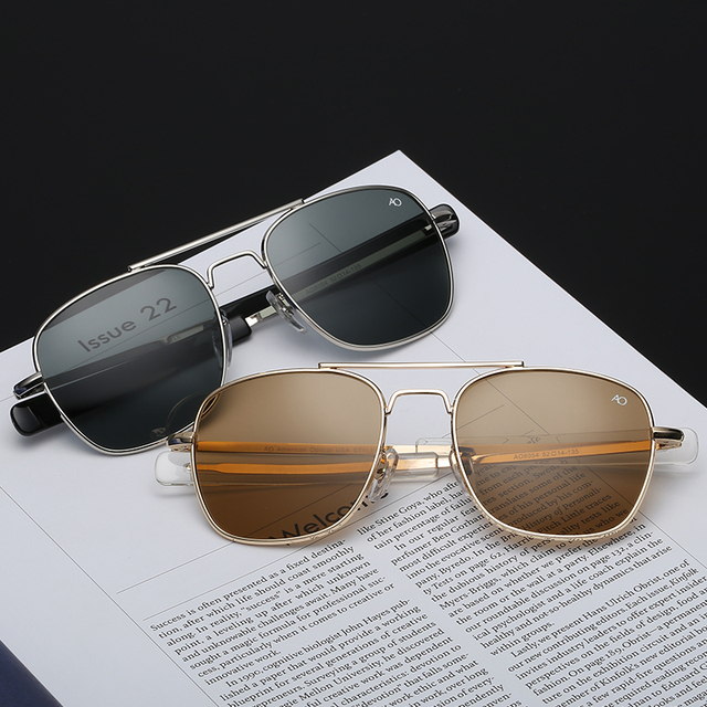 Aviator AO Sunglasses 5