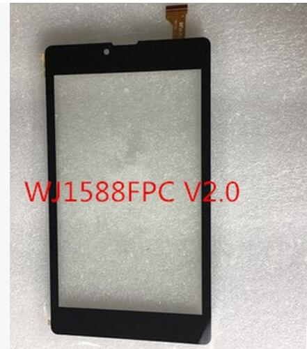 Witblue New touch screen For 7 WJ1588-FPC V2.0  Tablet Touch panel Digitizer Glass Sensor Replacement Free Shipping new for 7 yld ceg7253 fpc a0 tablet touch screen digitizer panel yld ceg7253 fpc ao sensor glass replacement free ship