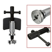 1 Set Brake Piston Wind Back Tool With Double Adaptor Brake Pad Adjusting Tool