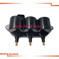 Car Styling Free Shipping Good Quality Lion Car Ignition Coil Pack For Chevrole MATIZ M200 W250