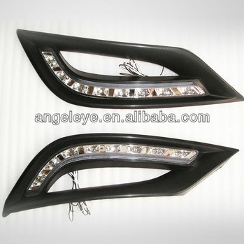 2011-2013 year Sonata LED DRL Daytime Running Light V2 2009 2011 year golf 6 led daytime running light