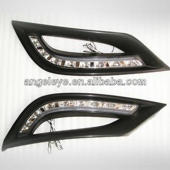 2011-2013 year Sonata LED DRL Daytime Running Light V2