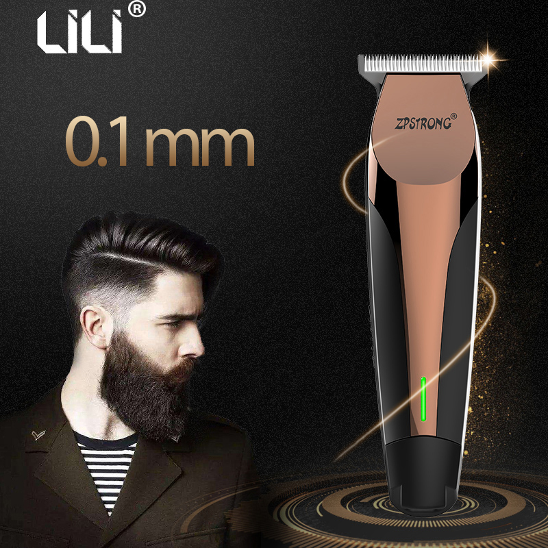 Precision Hair Clipper Electric Hair Trimmer professional hair cutter Machine Mens Grooming Beard Trimmer Electric Shaver replacement clipper blade cutter hair grooming trimmer head shaver comb brush