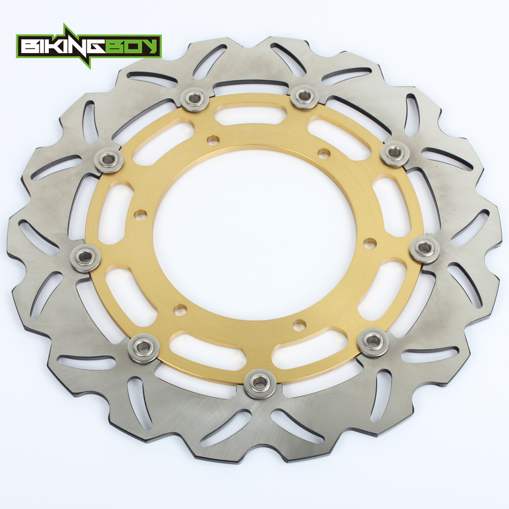 Aprilia 320 mm Front Disque de frein rotor pour Ducati Moto Guzzi Yamaha Benelli