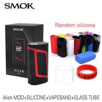 Original Smok Alien 220Watt TC Box Mod E Cigarette Temp Control 18650 Vape Mod Smok Alien