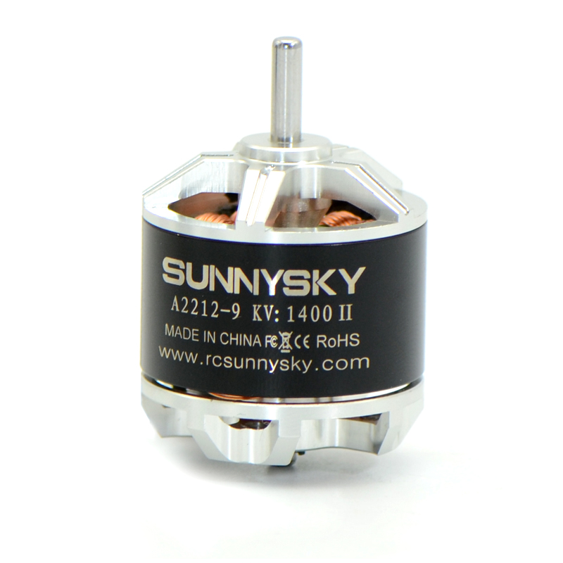Sunnysky A2212 1400KV Brushless Motor For F450 Quadcopter Drone RC Airplane 4x emax mt2213 935kv 2212 brushless motor for dji f450 x525 quadcopter multirotor
