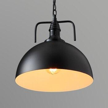 Bắc Âu Loft 2 kho công nghiệp sáng tạo mặt dây chuyền công cụ đèn nhà hàng cổ điển đèn mặt dây thanh đèn
