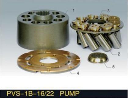 Repair kit NACHI Piston Pump Parts PVS-1B-16 PVS-1B-22 hydraulic oil pump spare parts yuanhaibo 16 1b 13 x 2 yhb f145
