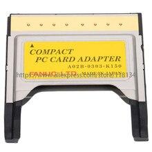 Novo cf cartão slot fanuc pcmcia cartão compacto adaptador de cartão a02b-0303-k150