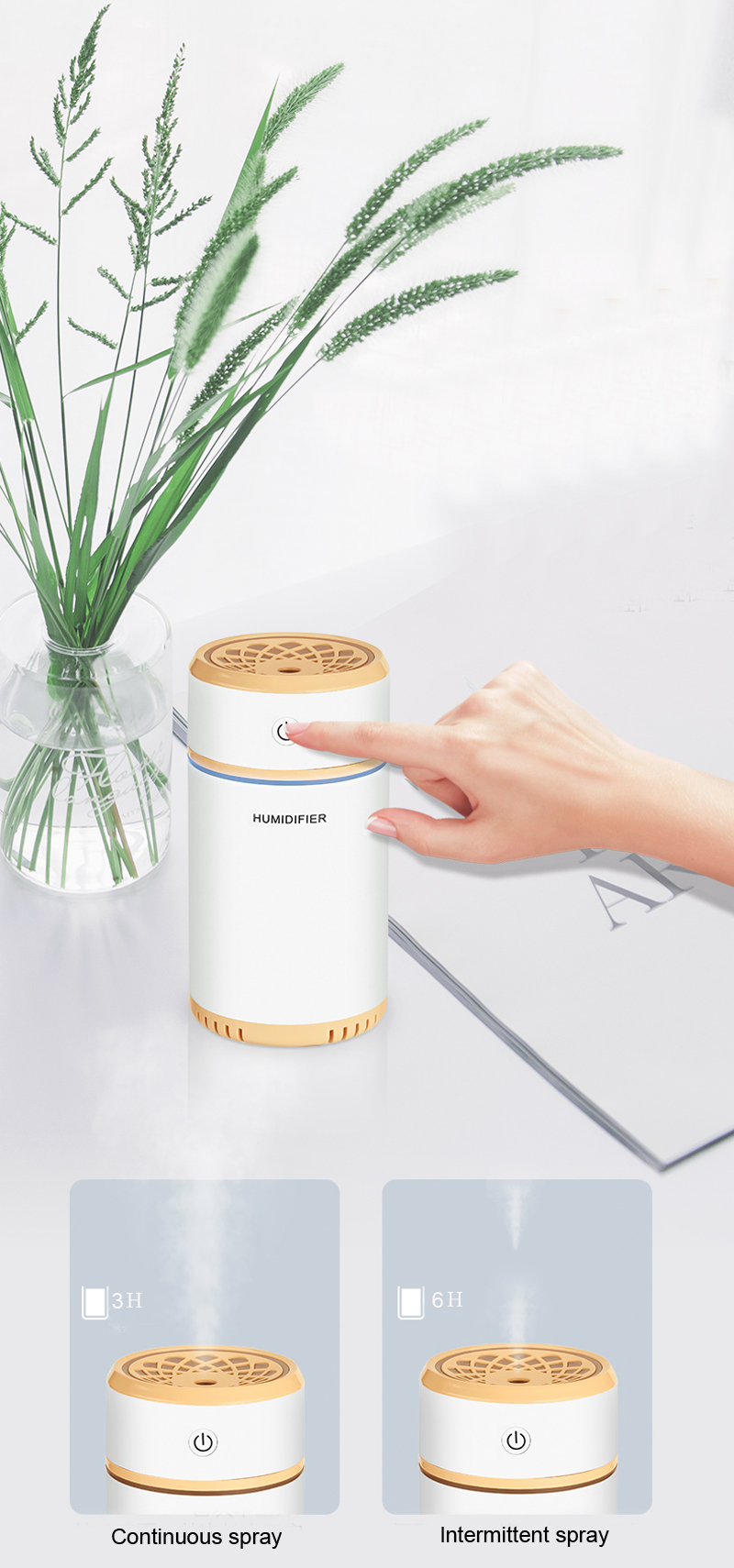 Essential Oil Diffuser - Home & Living Online