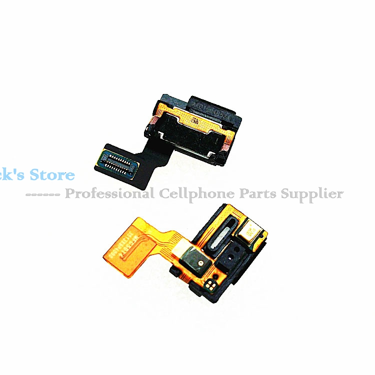 Original for Xiaomi Mi Note Earpiece Receiver Dual Microphone Proximity Light Module Replacement Parts