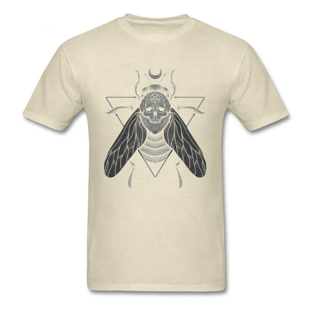 Pestilence High Quality Short Sleeve Print Top T-shirts 100% Cotton O Neck Men's Tops Shirts Clothing Shirt Summer Fall Pestilence beige