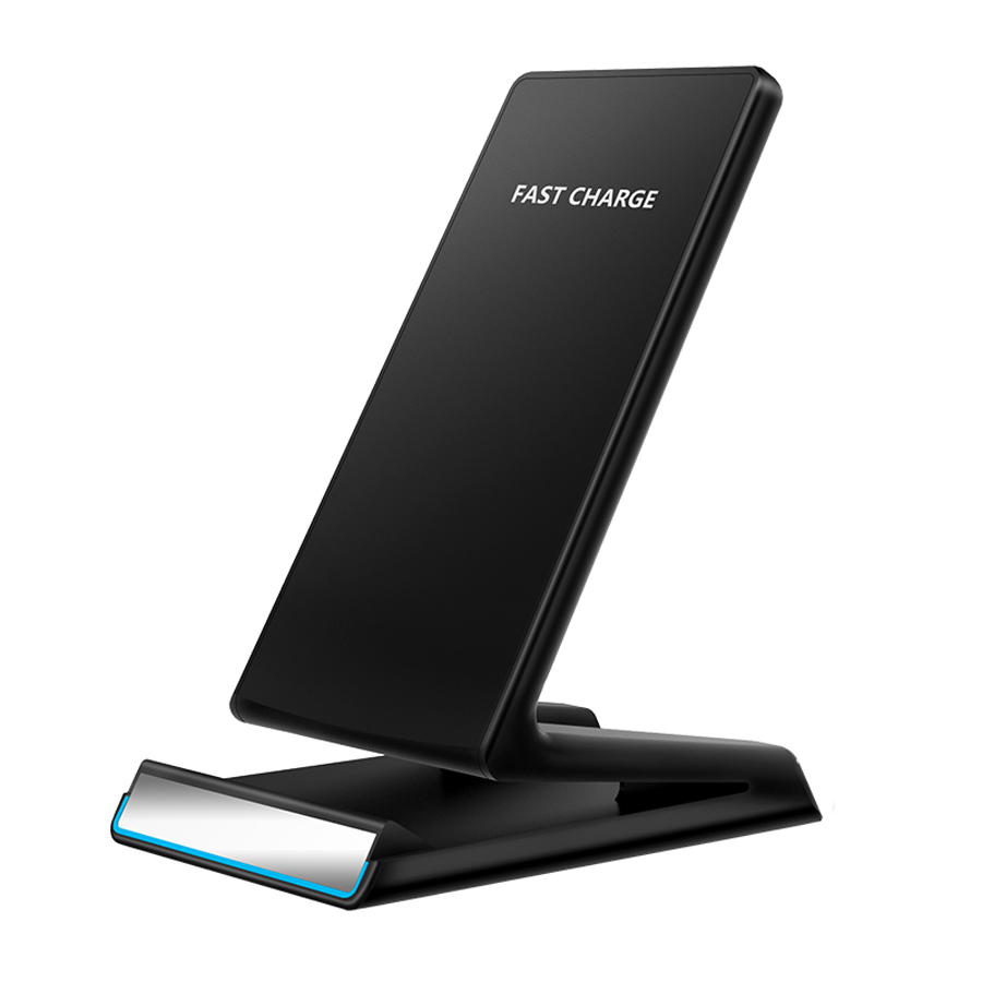 Qi Wireless Charger for iPhone X 8 XS 10W Fast USB Wireless Charging for Samsung Galaxy Note 9 S9 S8 S7 USB Wireless Charger