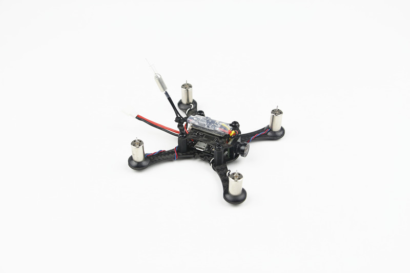 Tiny Smart 100 Micro FPV Racing Quadcopter PNP with Naze32 Brushed Flight Control 25mw 5 8G