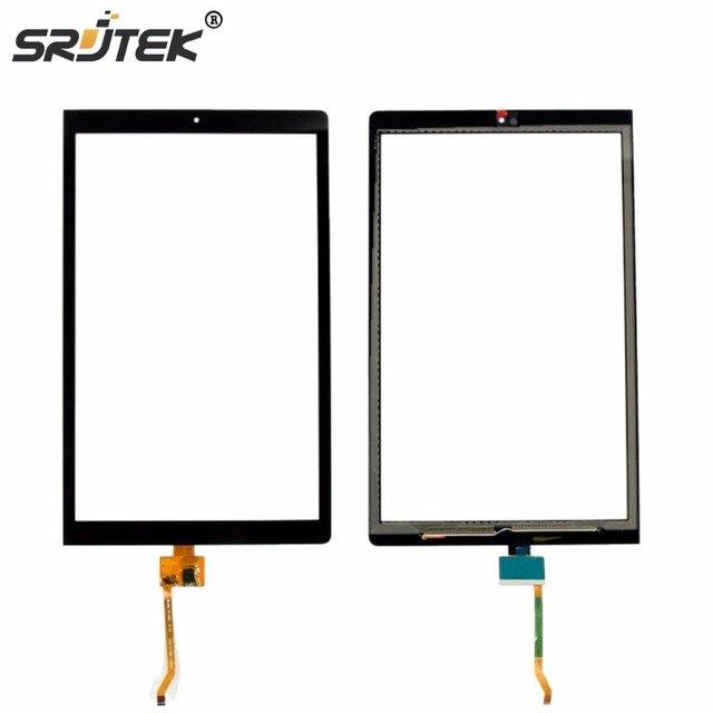 For Lenovo YT3-X90F Yoga Tab 3 Pro 10.1 YT3-X90X YT3-X90L New Outter Digitizer Touch Screen Panel Sensor Lens Glass Replacement