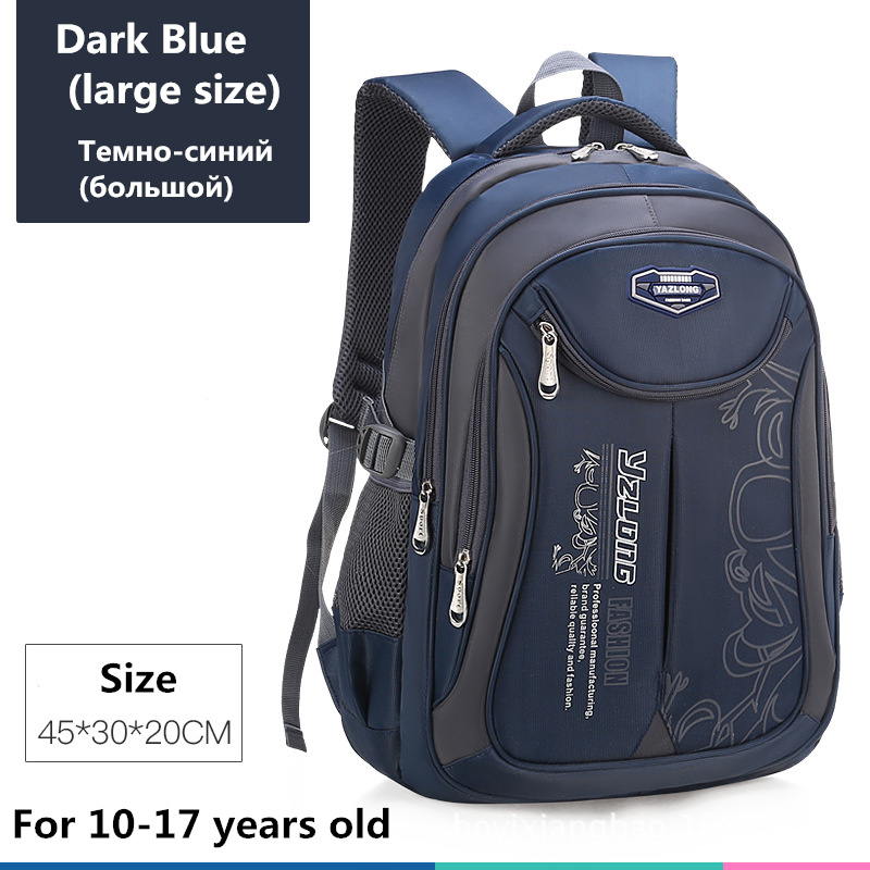 Large-Dark blue