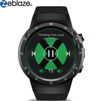 Zeblaze THOR 4 Plus Fashion Sport SmartWatch Quad Core 16GB For Android Offline Music Smart Assistant GPS Call Reminder 4G Watch