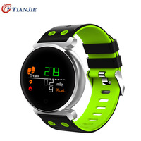 Newest K2 Bluetooth Smart Watch Smartwatch Standby Sport Smart Watch Heart Rate Blood Pressure Monitor Phone