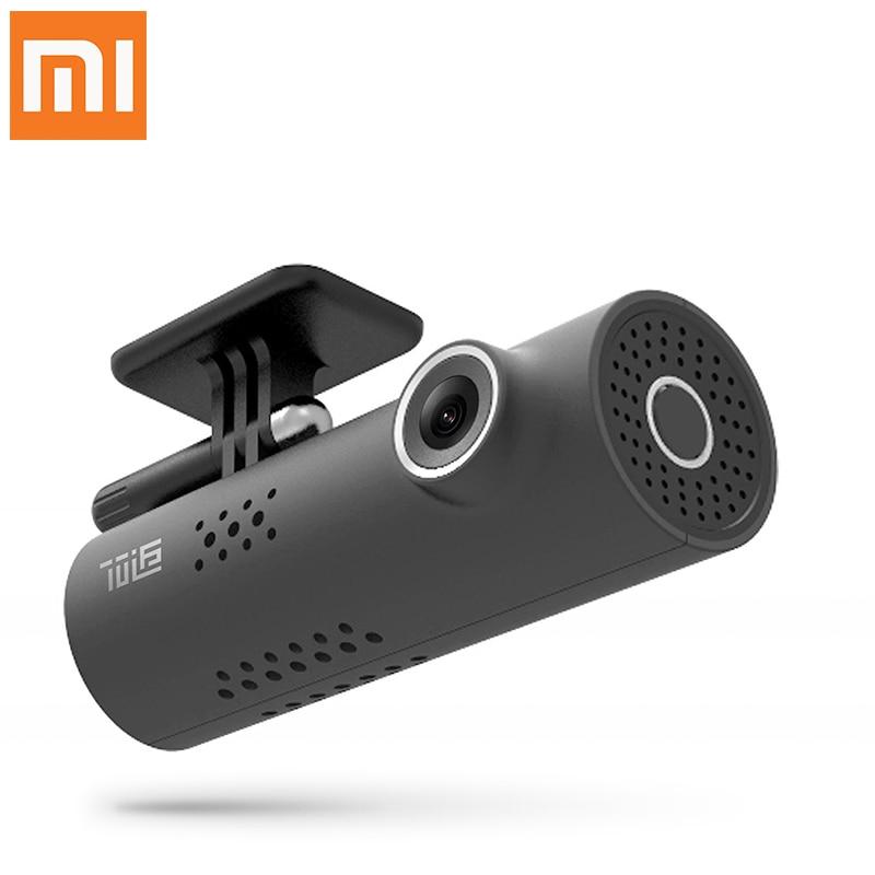 Xiaomi 70 Minutes WiFi Voiture DVR 1080 p Full HD Caméra Mini 130 Degrés Sans Fil Dash Cam Nuit Vision Drving enregistreur SONY IMX323