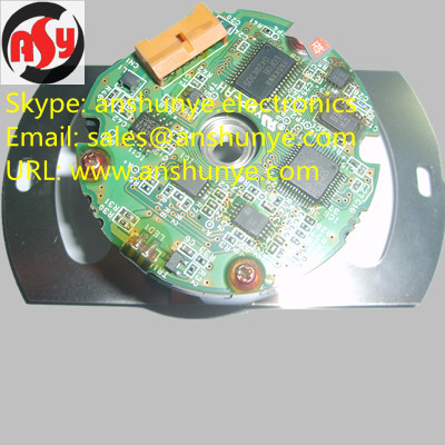 INCR. ENCODER UTSIH-B17CK for YASKAWA SERVO MOTOR SGMPH-15DAA-YG11 dhl ems yaskawa trd y2048 servo motor encoder good in condition for industry use a1