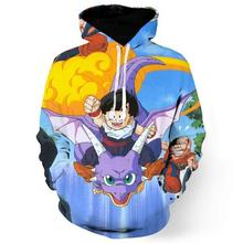 CUTE KID GOKU 3D HOODIES