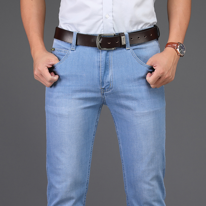 Men Spring Summer  Jeans Denim  4