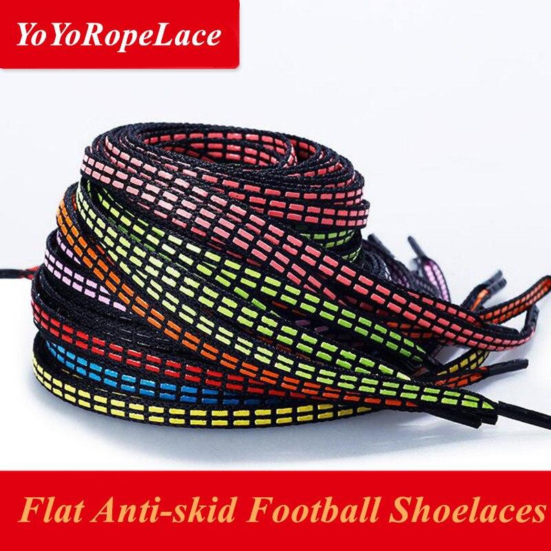 2018 New Hot Sale Flat Shoe Laces Anti-Skidding Shoe Laces Sport Shoelaces Football Shoe Laces for Sale