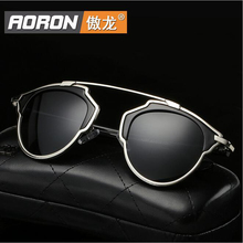 Star with polarized sunglasses fashion sunglasses wholesale A297 glasses