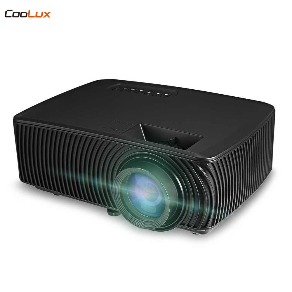 RD816 LCD Projector Home Theater 1200 Lumens 800 x 480P with Speaker Support 1080P x9 lcd projector 1000 lumens hdmi home theater support 1080p
