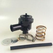 25 мм Рециркулирующий водопроводный задний обход BOV черный