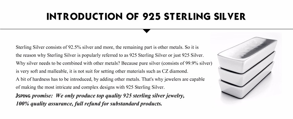 2f4deae5b Jsmpfy 925 Sterling Silver Classic Mismatch Stud Earrings For Women ...