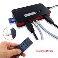 Ezcap284 1080 마력 HD 게임 캡처 HDMI AV Ypbpr Rec W/Voiceover