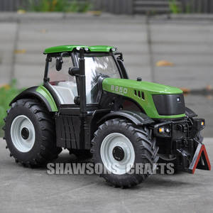 SHAWSONS DIECAST METAL TRACTOR MODEL TOYS TRUCK SOUND BIG